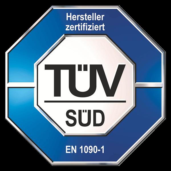 TÜV EN 1090-1